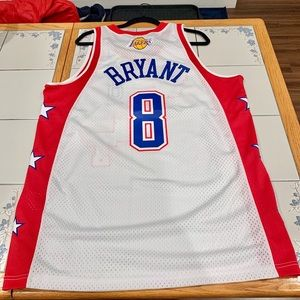 Nike Other - RARE Kobe Bryant 2004 All Star Jersey LARGE NEW